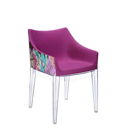 Kleiner Sessel Madame - Emilio Pucci edition