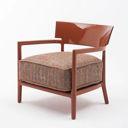 Petit fauteuil Cara Mosshart