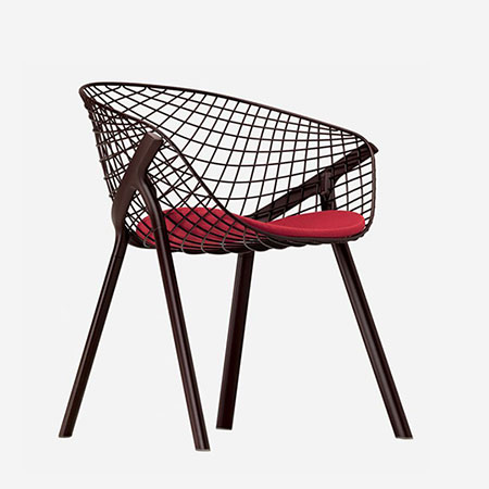 Petit fauteuil Kobi Lounge