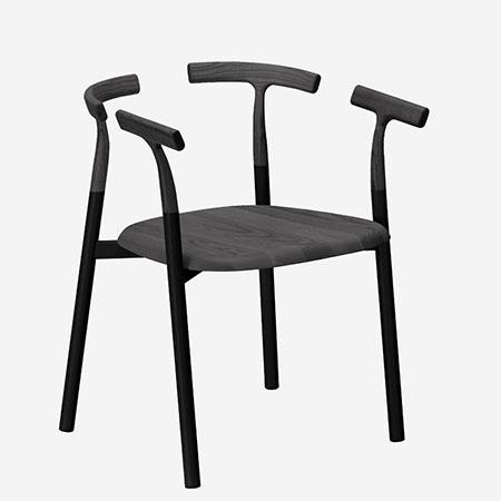 Petit fauteuil Twig