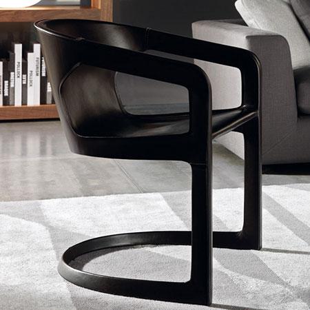 Kleiner Sessel Twombly