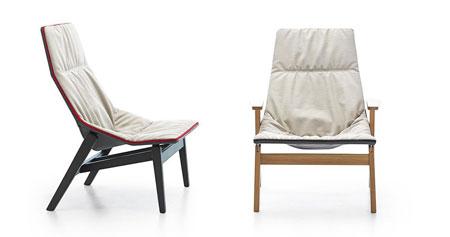 Small armchair Ace Soft