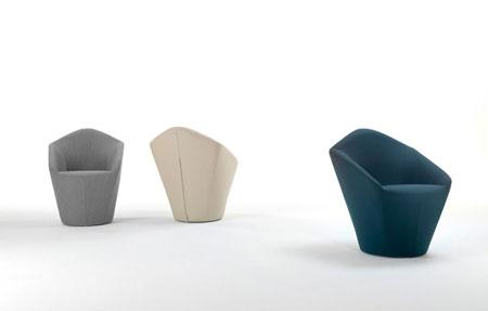 Small armchair Penta