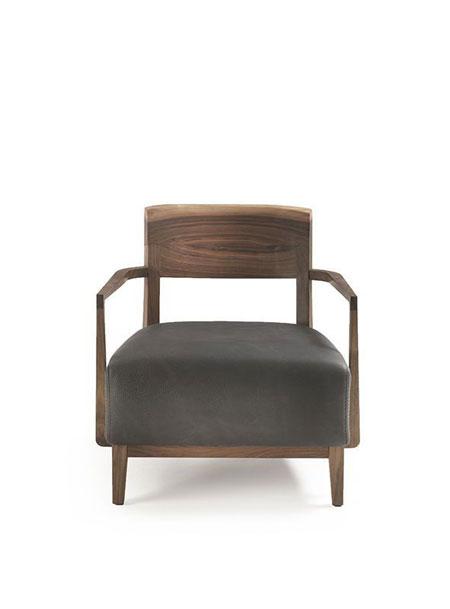 Petit fauteuil Wilma Braccioli