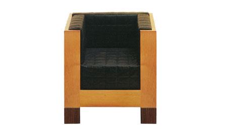 Kleiner Sessel Cubo 1