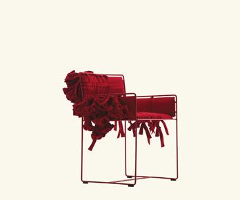 Petit fauteuil Valentina C