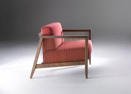 Petit fauteuil  Astoria 1