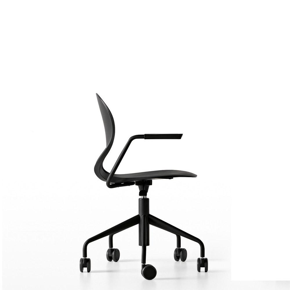 Catalogue petit fauteuil pikaia kristalia designbest for Petit fauteuil de bureau