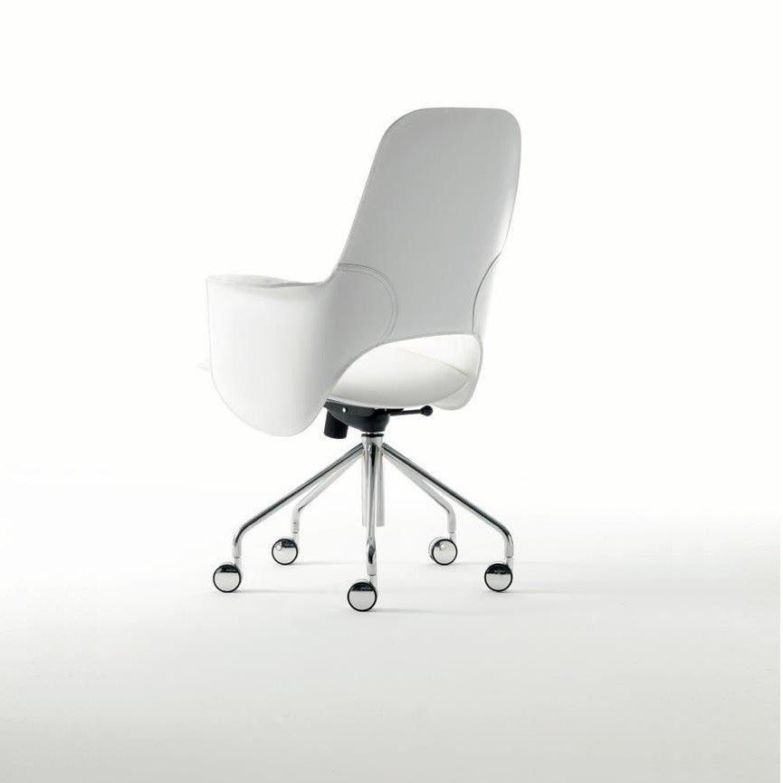 petits fauteuils de bureau petit fauteuil tender d par fasem. Black Bedroom Furniture Sets. Home Design Ideas