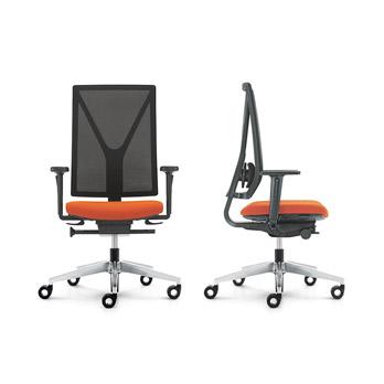 Petit fauteuil de bureau Yanos
