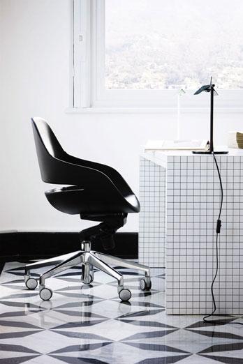 Petit fauteuil Eva