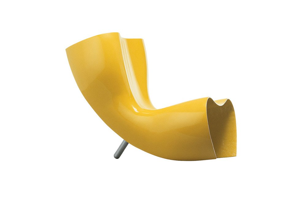 Poltrona Felt Chair