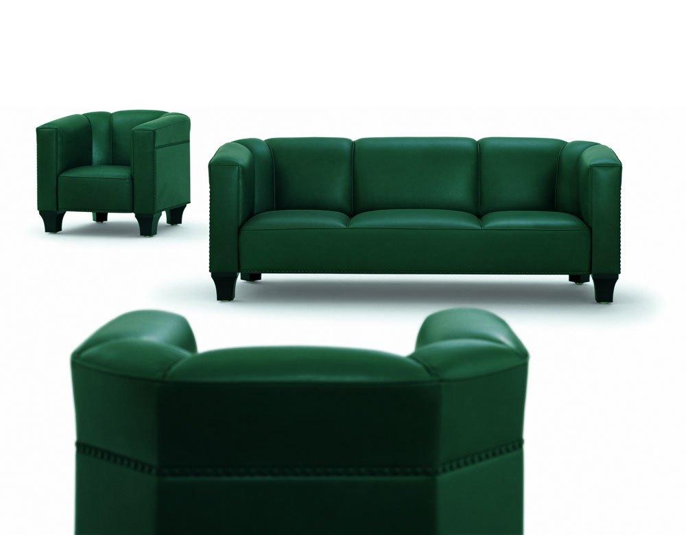 wittmann sessel sessel palais stoclet designbest. Black Bedroom Furniture Sets. Home Design Ideas