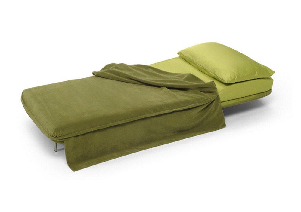 Poltrone poltrona letto tamaco da futura - Pouf letto singolo mondo convenienza ...