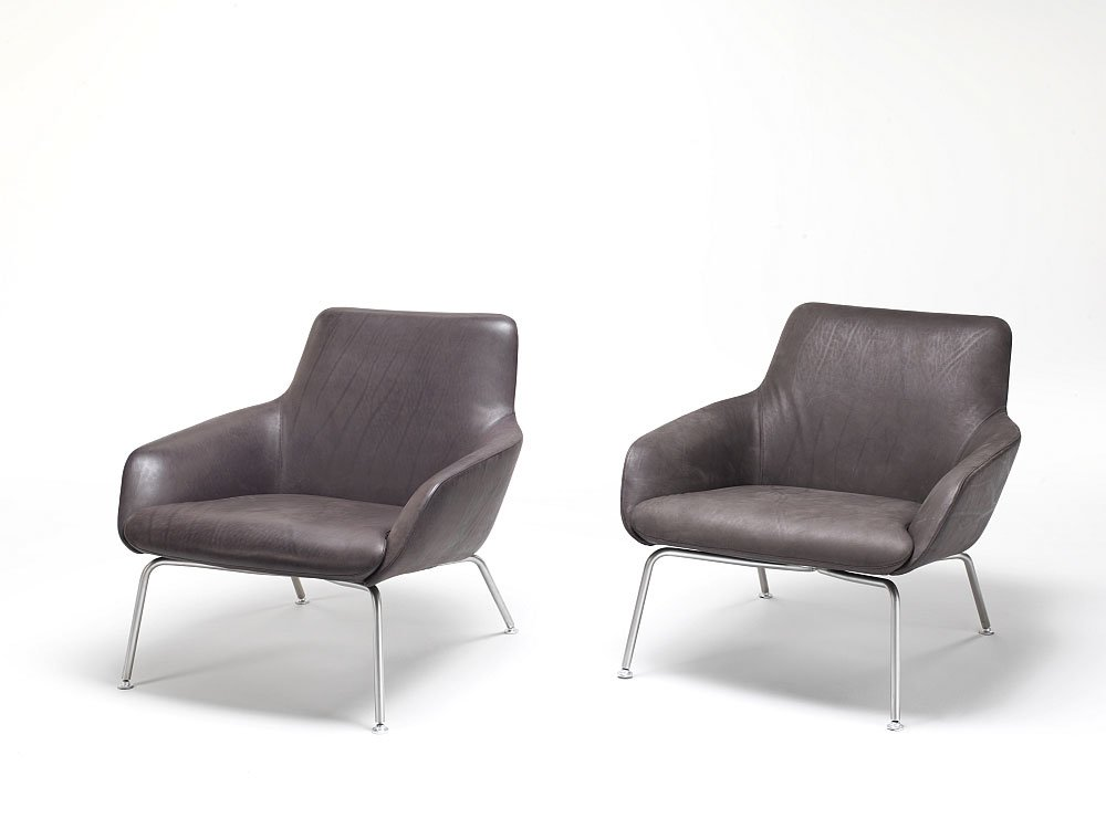 Armchairs: Armchair Reader by Living Divani