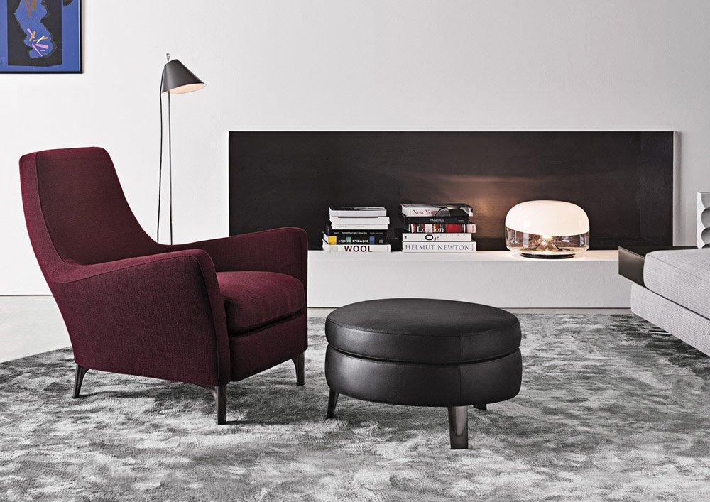 minotti sessel sessel denny designbest. Black Bedroom Furniture Sets. Home Design Ideas