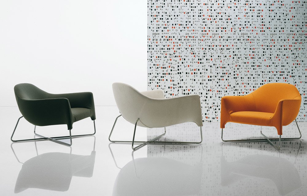 Armchairs Armchair Bali By Poliform