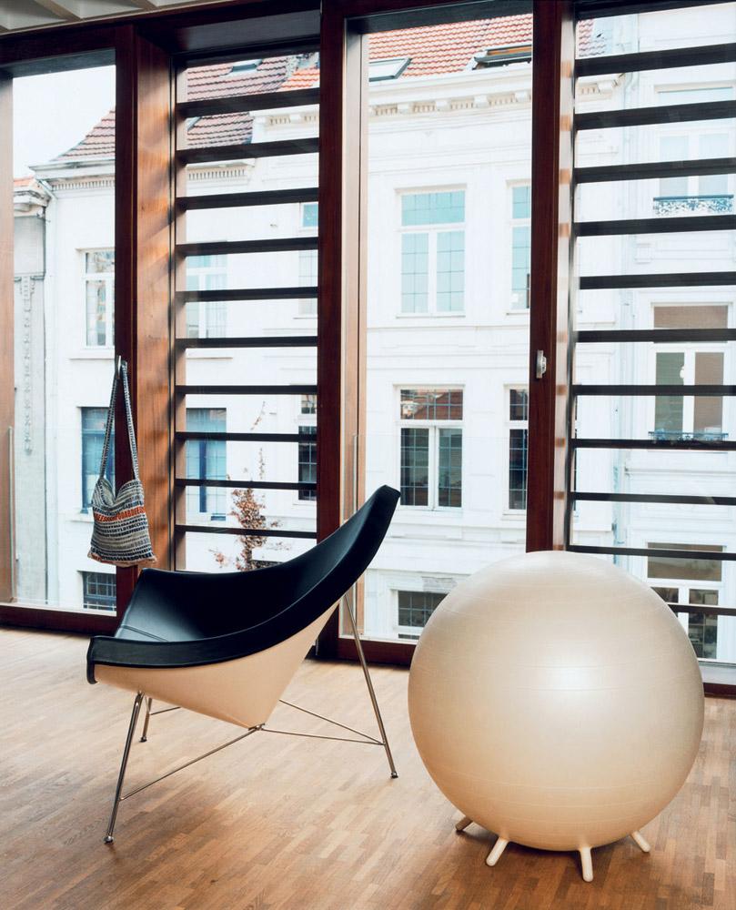 Poltrone poltrona coconut da vitra for Poltrone vitra