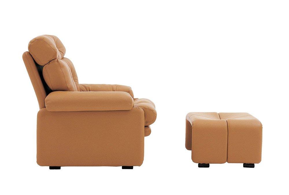 Poltrone poltrona coronado da b b italia for Poltrone e sofa biella