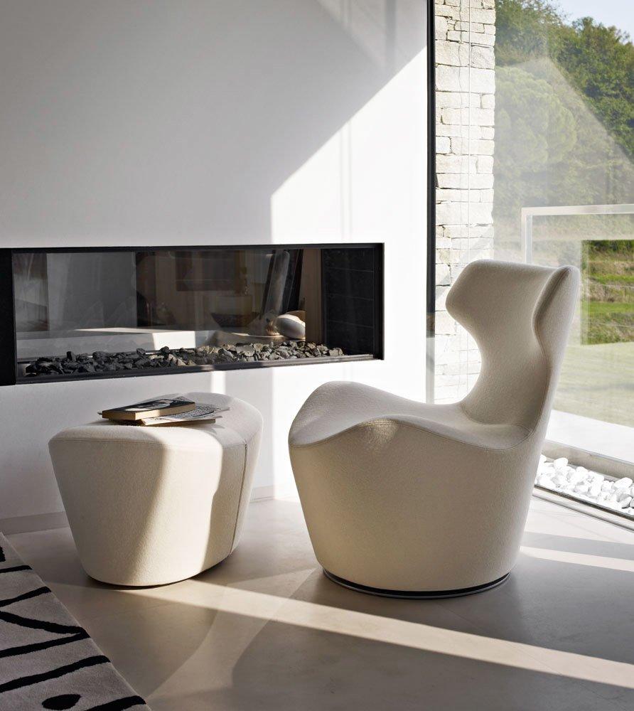 b b italia sessel sessel piccola papilio designbest. Black Bedroom Furniture Sets. Home Design Ideas