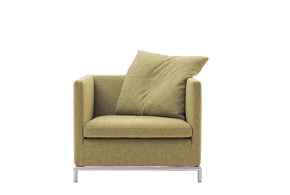 sessel sessel george von b b italia. Black Bedroom Furniture Sets. Home Design Ideas