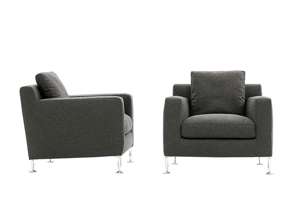 b b italia sessel sessel harry designbest. Black Bedroom Furniture Sets. Home Design Ideas