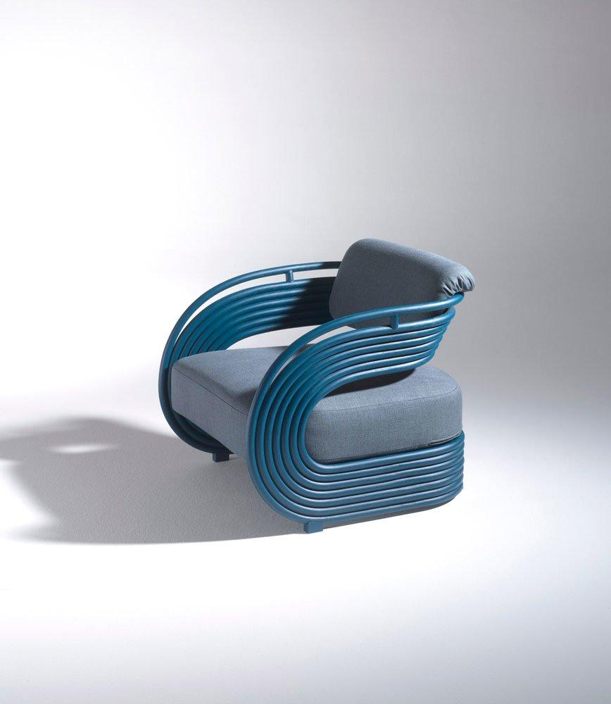 Catalogue fauteuil nastro bonacina 1889 designbest - Le nastro sofa par pierantonio bonacina ...
