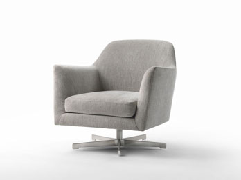 Swivel Chair Luce