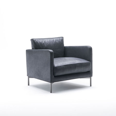 Armchair Dumas by Living Divani