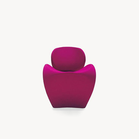 Armchair Soft Big Heavy