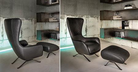 Armchair Sin Seat