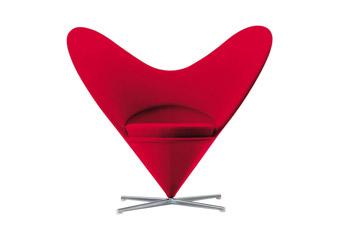 Armchair Heart Cone