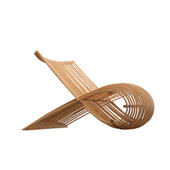 Poltrona Wooden Chair