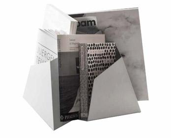 Magazine rack Triskelion
