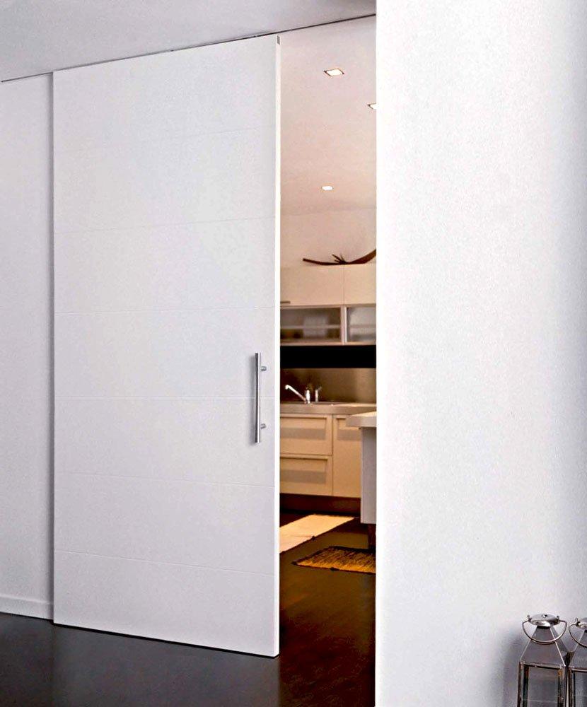 Porte scorrevoli porta volta blanc tratto 10 da barausse for Immagini porte scorrevoli