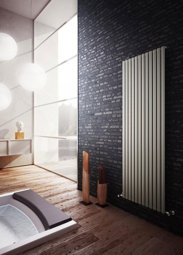 Radiatori di arredo radiatore ellis da ad hoc for Radiatori di arredo
