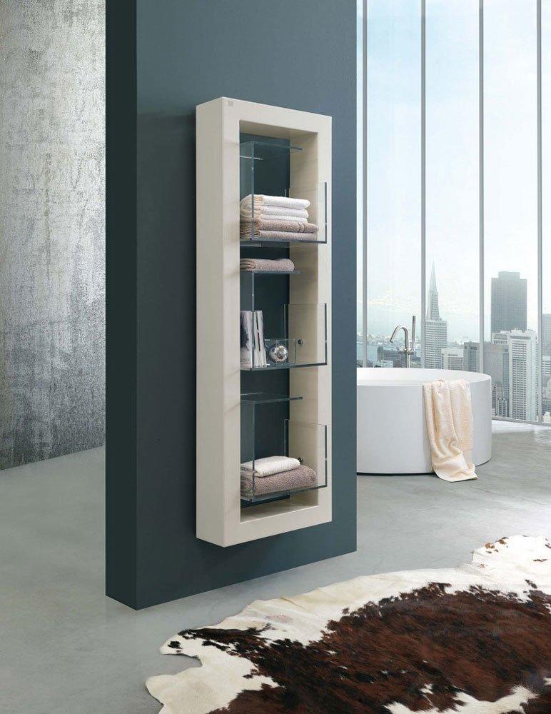 Radiatori di arredo radiatore idraulico boxes da deltacalor for Termosifoni d arredo roma