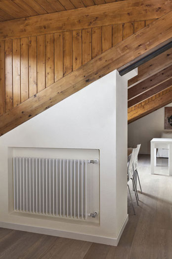 Radiatore idraulico Space