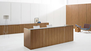 Reception Desk Fattore Alpha