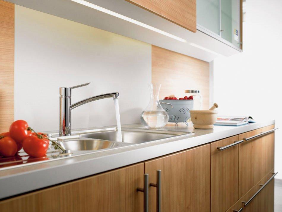Rubinetti cucina miscelatore focus da hansgrohe - Hansgrohe rubinetti cucina ...