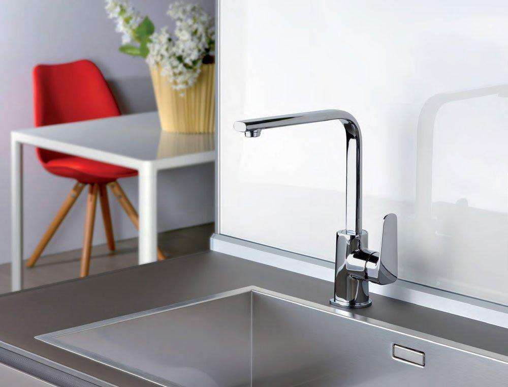 Miscelatore cucina tutte le offerte cascare a fagiolo for Ikea rubinetti cucina