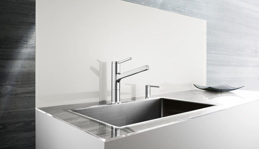 kwc armaturen f r die k che mischbatterie kwc ava designbest. Black Bedroom Furniture Sets. Home Design Ideas