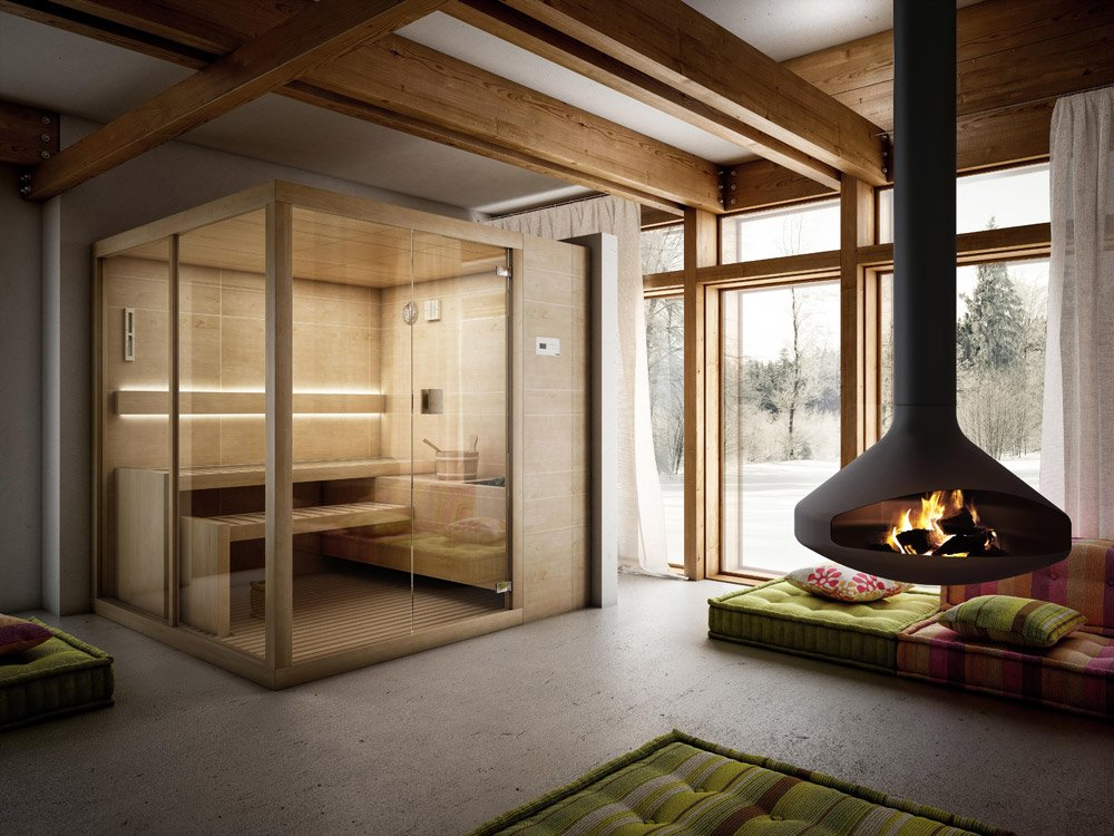 teuco sauna und t rkisches bad sauna arja designbest. Black Bedroom Furniture Sets. Home Design Ideas