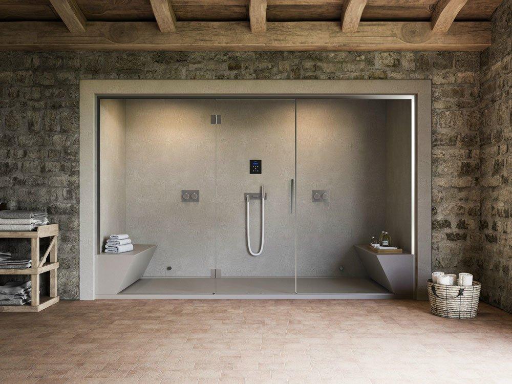 Saune e bagno turco bagno turco nonsolodoccia da glass 1989 - Bagno turco roma ...
