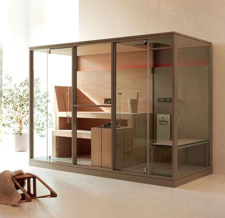 Saune e bagno turco effegibi wellness e idromassaggio catalogo designbest - Bagno turco torino ...