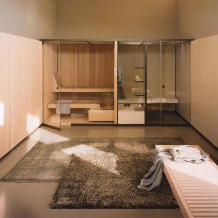 Sauna e bagno turco Body Love