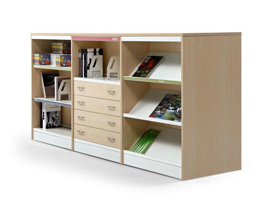 actiu regale und b cherschr nke regal class designbest. Black Bedroom Furniture Sets. Home Design Ideas