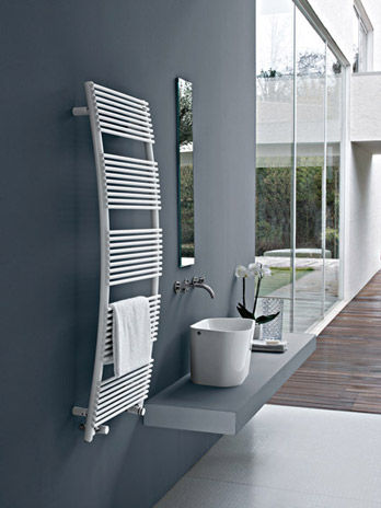 Heated towel rack Parentesis
