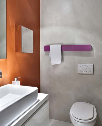 Scaldasalviette Towel Bar