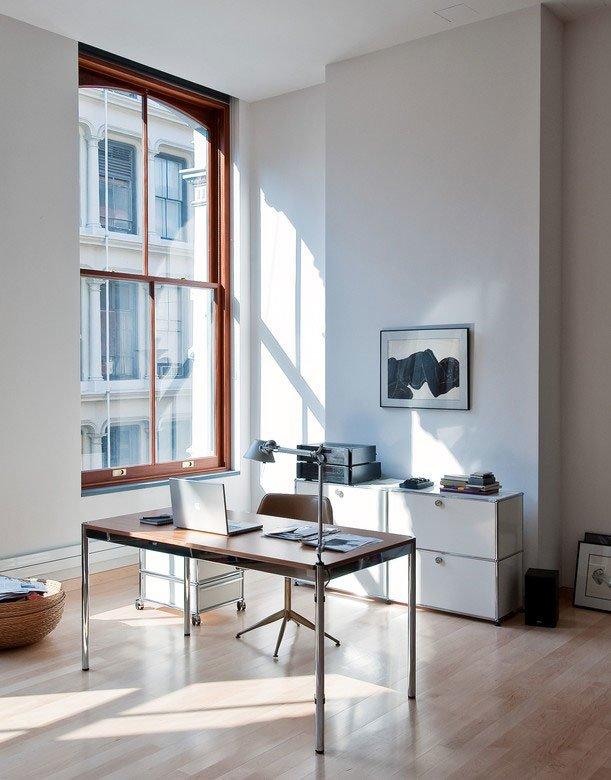 usm schreibtische und arbeitstische schreibtisch usm haller designbest. Black Bedroom Furniture Sets. Home Design Ideas
